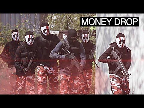 Money Drop - Action Video
