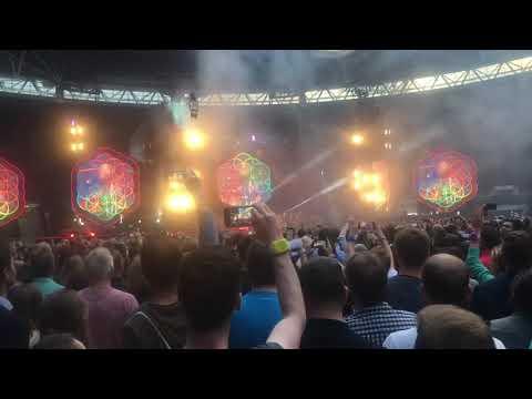 Coldplay Live Wembley 15th June 2016 MP3