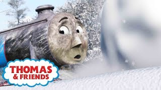 Thomas & Friends UK ❄ Snow Tracks ❄ Thomas & Friends New Episodes ❄ Videos For Kids