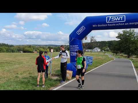 1. Quinter Hochmarklauf : Siegerehrung der Frauen
