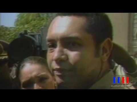 Jean-Claude Duvalier(the last days)