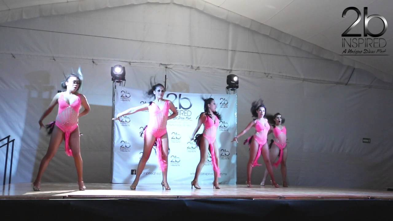 Rumba Divas | 2do Lugar, Team Shines Salsa | 2b Inspired 2016