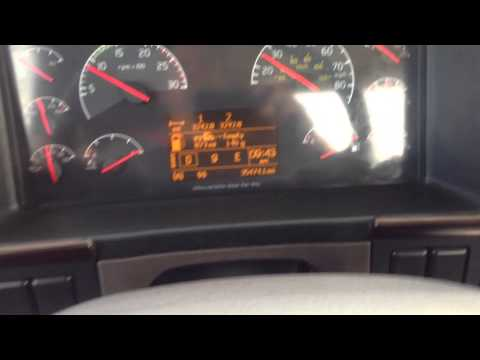 Volvo D13 with 12-speed I-Shift AMT transmission