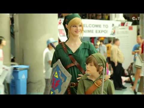 Anime Expo 2011 Cosplay Video [3-3] video