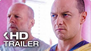 GLASS Clips & Trailer German Deutsch (2019)