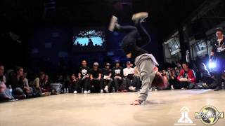 ROXY vs QUEEN MARY (HIP OPSESSION 9) WWW.BBOYWORLD.COM