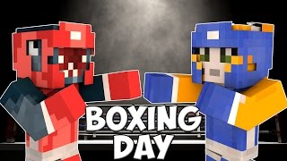 Minecraft - TIME TRAVELLERS! - BOXING DAY! #9 W/Stampy & Ash!