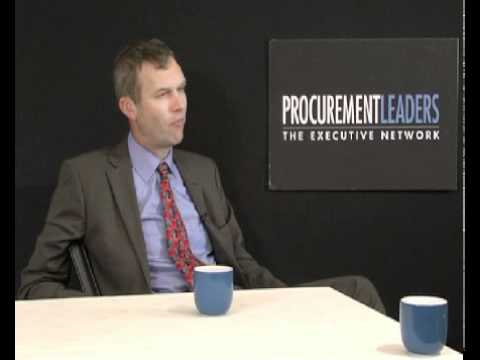 Duncan Jones - Developments in procurement technology
