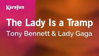 Karaoke The Lady Is A Tramp Tony Bennett