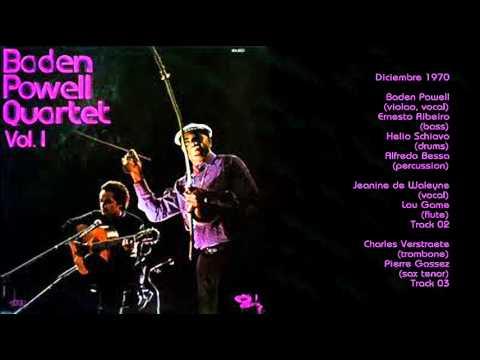 Rapaz de bem -  Baden Powell Quartet