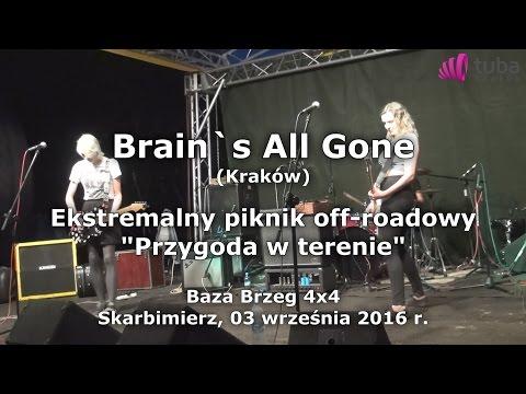 Brain`s all gone Brzeg 4x4 Przygoda w terenie