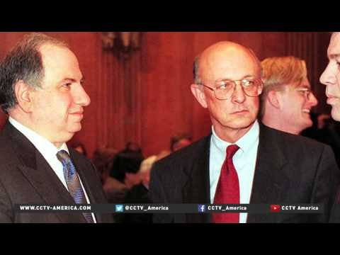 The death of the exiled Iraqi leader Ahmed Chalabi