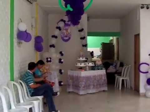 Primera comunion de mi hija maria camila rodriguez drad for Como decorar una casa sencilla