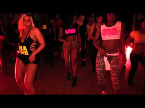 Charly Black Gyal You A Party Animal  Brukwine Dance Workout video