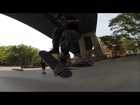 Skate All Cities - GoPro Vlog Series #033 / AMERICUH
