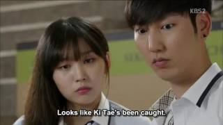 Who are you School 2015 Episode 12 (Eng-Sub)