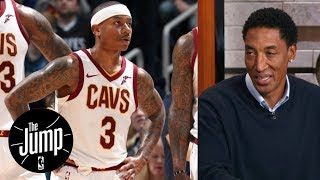 Scottie Pippen on Isaiah Thomas: Cavaliers can