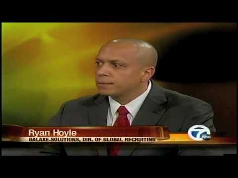 GalaxE.Solutions WXYZ-TV ABC Channel 7 Action News Feature - 02/11/2011