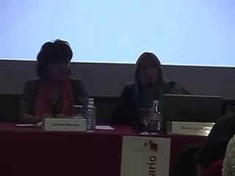 """28/10/2010.-  """"La lucha contra la mutilación genital femenina"""", a cargo de Hildegard Mausbach thumbnail"""