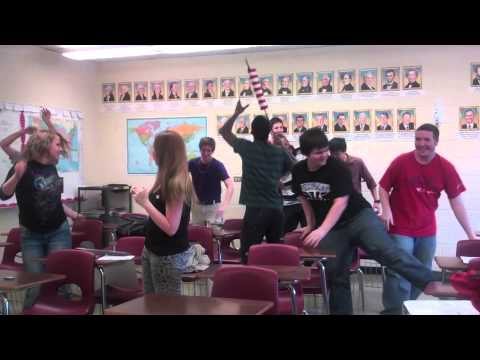 Middletown High School Safe Prom Harlem Shake