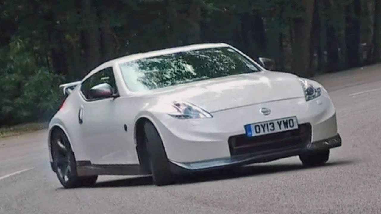 Nissan 370z nismo youtube #1