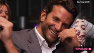 Bradley Cooper Interview on Jennifer Aniston Dating Rumors