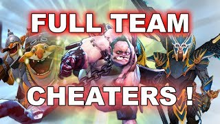 7.15 Full team of CHEATERS - Valve Anti-Cheat WTF?