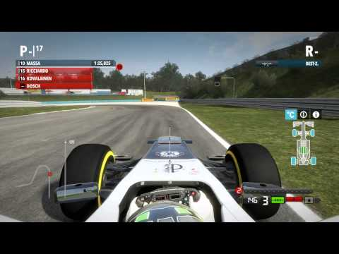 Let's Play F1 2012 Karriere 032 Ungarn Quali [HD]