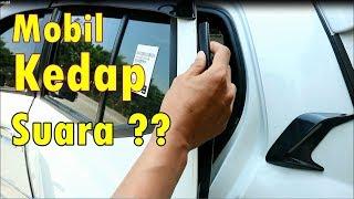 Bikin Kedap Mobil Dengan Lis Karet peredam Pintu