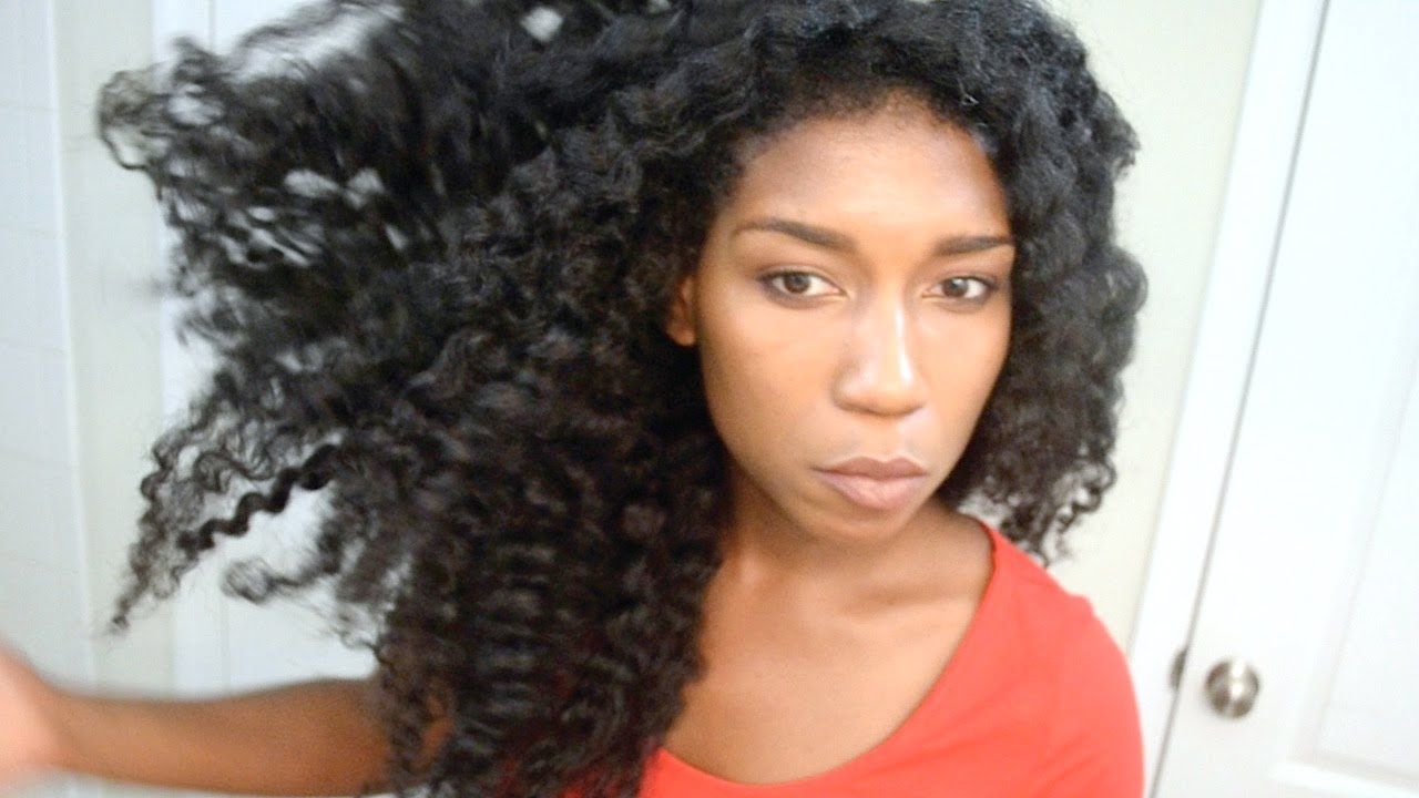 Length Check 5 Natural Hair Growth Naptural85 Youtube