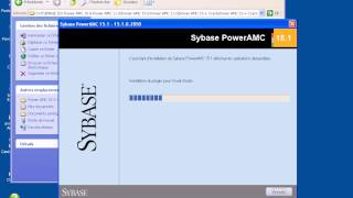 Installation Power AMC 15.1