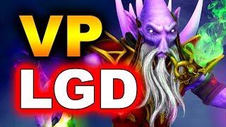 VIRTUS.PRO vs PSG.LGD - 16 MIN GG!!! - MEGAFON WINTER CLASH DOTA 2
