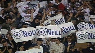 1995 ALDS Gm2: O'Neill's home run ties game