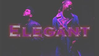 The Weeknd x Future type beat 2019 - Elegant | Comin Out Strong type instrumental | Ram
