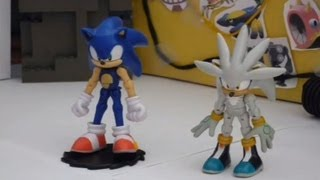 Sonic Stop Motion Adventures: Episode 13: Silver and Blue