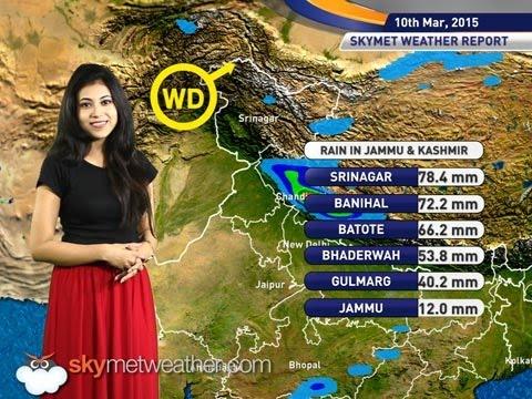 10/03/15 - Skymet Weather Report