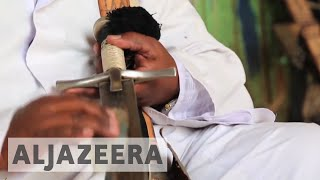 Centuries old trade of sword making under threat in Sudan