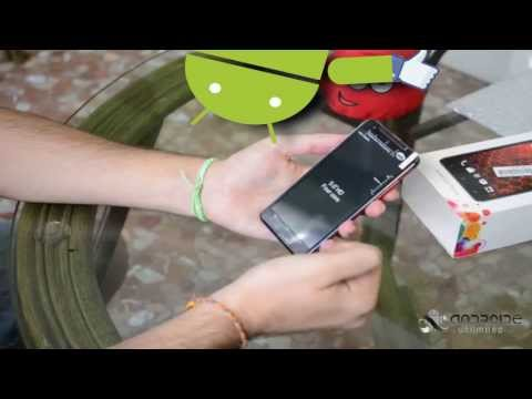 Unboxing-Review X920 | Star X920 // Clon del HTC BUTTEFLY