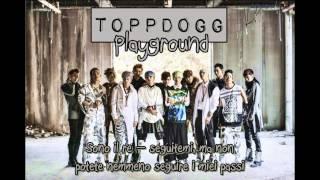 Watch Topp Dogg Play Ground video