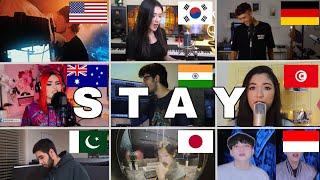 Download lagu Who Sang It Better : STAY - The Kid LAROI, Justin Bieber (US,Japan,Tunisia, Pakistan, Australia)
