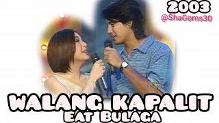 2003. Richard-Sharon duet @ Eat Bulaga