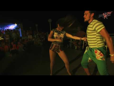 Ry'El + Unicorn - Zouktime Dance Holiday Croatia 2016 - Teacher Showcase - Zouk Demo