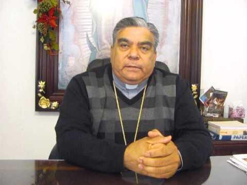 MENSAJE DE NAVIDAD Y AÑO NUEVO OBISPO JESUS JOSE HERRERA NCG