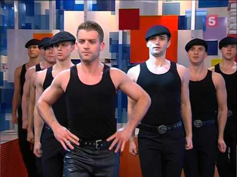 Гости программы: шоу Lord of the dance