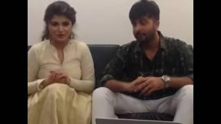 Sakib khan   Srabanti live chat full video   movie Shikari promotion in kolkata