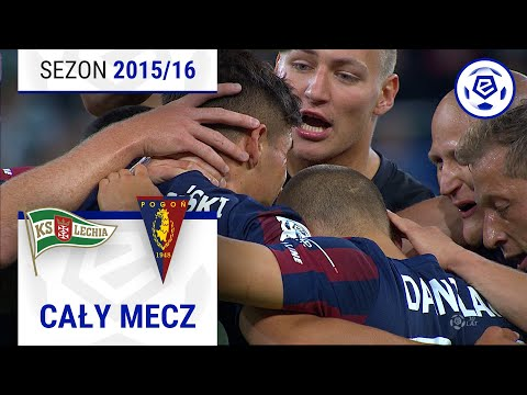 Lechia Gdańsk - Pogoń Szczecin [1. Połowa] Sezon 2015/16 Kolejka 03
