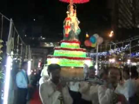 Annai Velankanni Procession 2012 olol video