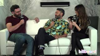 'What We Do In The Shadows' Co-Directors Jemaine Clement & Taika Waititi Q&A At Park City Live Durin
