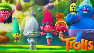 TROLLS Movie Official Kids Game