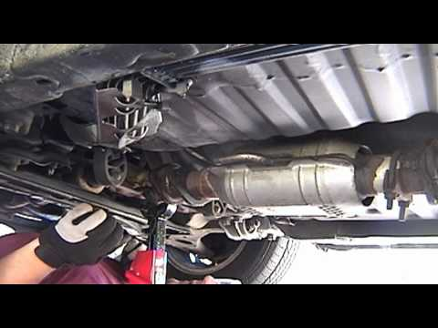 Cherokee For Less >> Mazda 626 - Header, Downpipe, and Exhaust Manifold Removal - YouTube